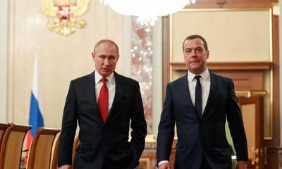 Thủ tướng Nga tuyên bố toàn bộ chính phủ nước này từ chức