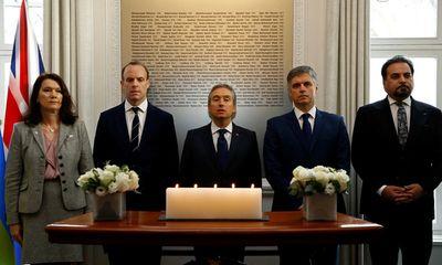 Vụ máy bay Ukraine bị bắn: 5 nước đòi Iran bồi thường