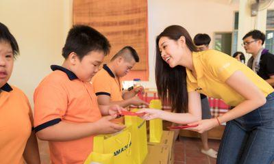 """Hành trình """"Tết yêu thương"""" 2020 của NAM A BANK trao hàng trăm suất quà tết cho những hoàn cảnh khó khăn"""
