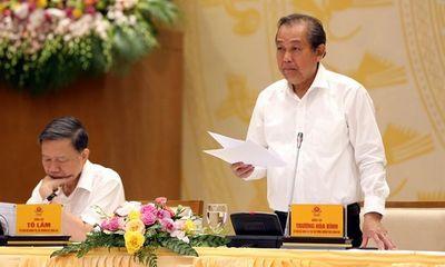 Phó Thủ tướng Thường trực chỉ đạo xử nghiêm sai phạm liên quan tập đoàn Lã Vọng