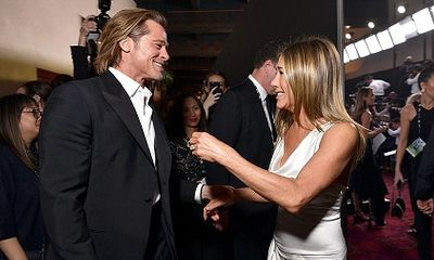 Xôn xao chuyện Jennifer Aniston và Brad Pitt tái hợp