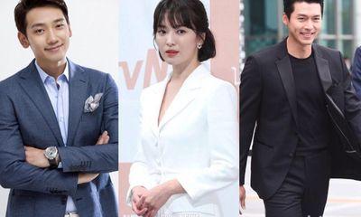 Tin nhắn giữa Joo Jin Mo và Jang Dong Gun lộ việc Song Hye Kyo