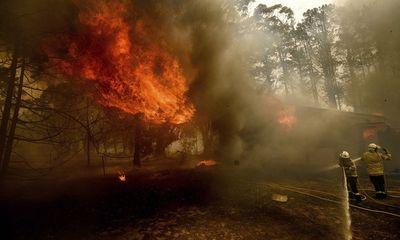 Máy bay rơi trong lúc đang đối phó với đám cháy dữ dội tại Úc, 3 người Mỹ tử nạn