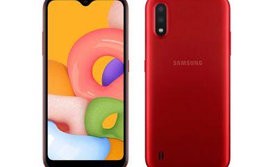 Tin tức công nghệ mới nóng nhất hôm nay 30/1: Samsung Galaxy A01 lộ giá bán siêu rẻ tại Việt Nam