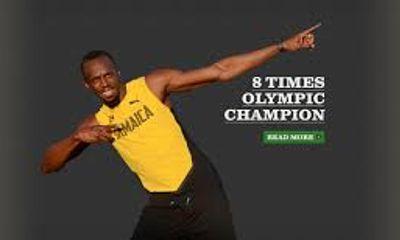 """""""Tai chớp đen"""" Usain Bolt thông báo lên chức bố, đón chào con đầu lòng"""