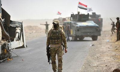 Iraq bắt giữ kẻ buôn lậu vũ khí cho lực lượng khủng bố IS
