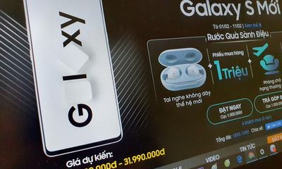 Tin tức công nghệ mới nóng nhất hôm nay 1/2: Đại lý Việt bắt đầu đặt hàng Galaxy S20, giá cao nhất trên 30 triệu đồng