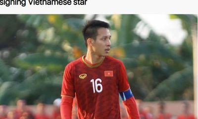 Hết Tuấn Anh, Quang Hải, lại có tin Muangthong muốn chiêu mộ Hùng Dũng