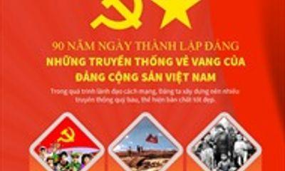 Các nước gửi Điện mừng nhân kỷ niệm 90 năm Ngày thành lập Đảng Cộng sản Việt Nam