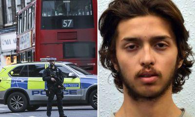 Cảnh sát Anh nổ súng tiêu diệt đối tượng khủng bố đâm dao loạn xạ