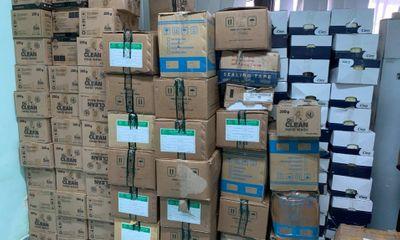 """Lật tẩy chiêu thức trục lợi của gian thương ở Hà Nội giữa """"cơn sốt"""" khẩu trang, nước rửa tay"""