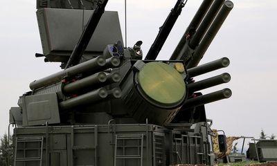 Pháo phòng không Nga liên tiếp lại bắn hạ vật thể bay lạ tiếp cận căn cứ không quân Hmeymim