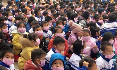 Sở Y tế Điện Biên thông tin vụ 2 giáo viên và 34 học sinh ở Nậm Pồ có biểu hiện ho, sốt