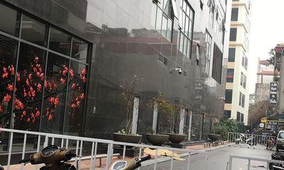 Vụ người phụ nữ rơi từ tầng 20 chung cư ở Hà Nội: Tìm thấy thư tuyệt mệnh