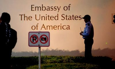 Bắt nghi phạm cưỡng hiếp bé gái 5 tuổi trong khuôn viên Đại sứ quán Mỹ