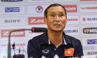 Sau chiến thắng đội tuyển nữ Myanmar, HLV Mai Đức Chung tuyên bố bất ngờ