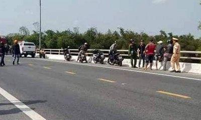 Quảng Nam: Nhảy xuống sông tẩu thoát, nghi phạm cướp tiệm vàng đuối nước tử vong