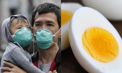 Truy tìm chủ tài khoản Facebook tung tin đồn ăn trứng luộc chống virus corona