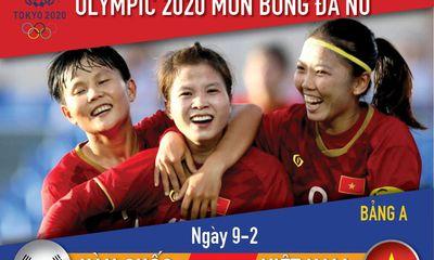 Tuyển nữ Việt Nam thoải mái trước trận thi đấu với Hàn Quốc