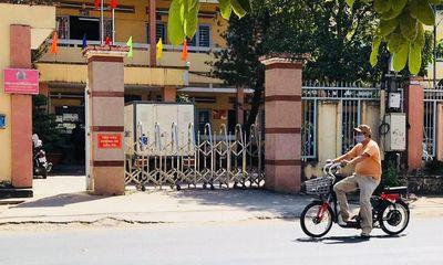 Điều tra vụ dân phòng bị đâm chết trong trụ sở công an phường