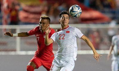 Tiến Linh xuất hiện trên trang chủ FIFA, được gọi là