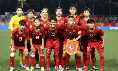 Xác định đối thủ của tuyển nữ Việt Nam tại vòng play-off Olympic Tokyo 2020