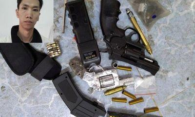 Kon Tum: Nam thanh niên giấu ma túy cùng súng đạn trong phòng trọ