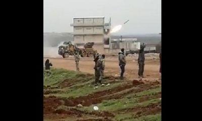 Tin tức quân sự mới nóng nhất ngày 13/2: Thổ Nhĩ Kỳ dùng pháo phản lức đánh thẳng vào SAA