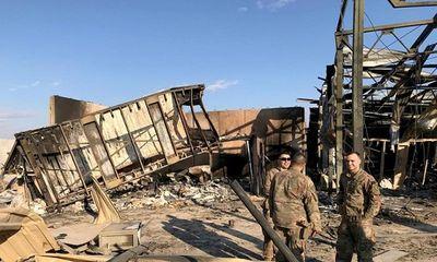Căn cứ có lực lượng của Mỹ đóng quân tại Iraq lại bị tấn công bằng rocket