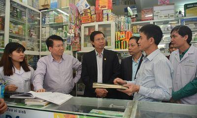 Cơ quan BHXH TP.Hà Nội sẽ tham gia đoàn kiểm tra công tác chuyên môn nghiệp vụ về dược