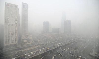 Bắc Kinh vẫn ô nhiễm không khí dù lưu lượng giao thông suy giảm