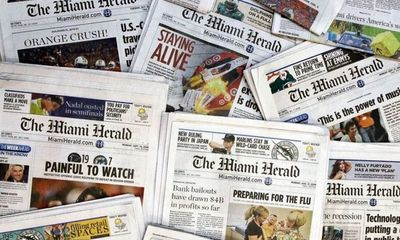 Chủ sở hữu 30 tờ báo của Mỹ đệ đơn phá sản