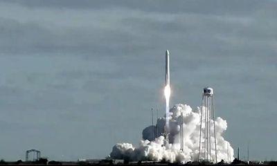 Tàu vũ trụ Cygnus chở đồ tiếp tế lên ISS, dự kiến ở lại không gian cho đến tháng 5