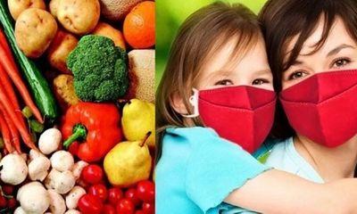 Ăn gì để có sức đề kháng tốt trong mùa dịch Covid-19