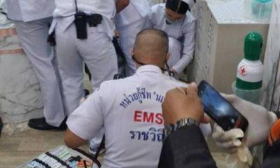 Nổ súng tại trung tâm thương mại ở Thái Lan, 1 người tử vong