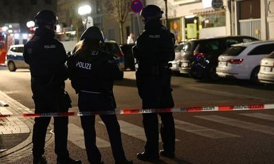 Nổ súng kinh hoàng trong quán bar ở Đức, ít nhất 8 người thiệt mạng