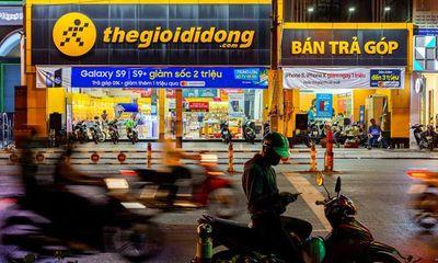 Thế Giới Di Động của ông Nguyễn Đức Tài 'oằn mình' gánh nợ đến 13.000 tỷ