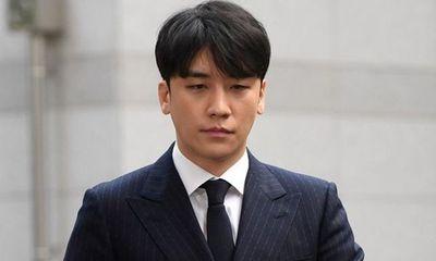 Seungri có lịch nhập ngũ chính thức, đầu tháng 3 lên đường