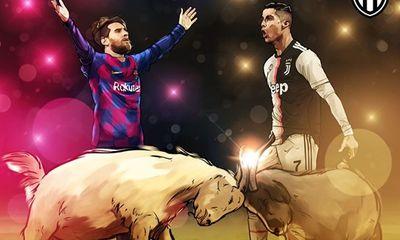 Tin tức thể thao mới nóng nhất ngày 23/2/2020: Messi và Ronaldo thay nhau lập kỷ lục