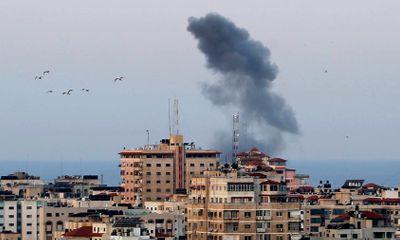 Damacus lại chịu tấn công tên lửa, phòng không Syria để lọt mục tiêu