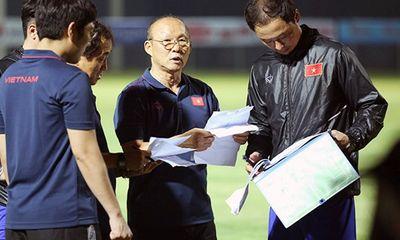 HLV Park Hang-seo thừa nhận Malaysia là thách thức lớn của ĐT Việt Nam