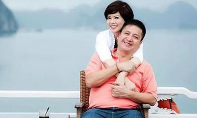 NSƯT Chí Trung thừa nhận có thể do tính lăng nhăng khiến vợ không thể chịu được khi về già