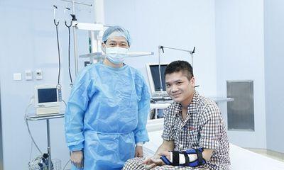 Hành trình thực hiện ca ghép tay đầu tiên của Việt Nam