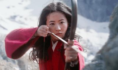 Nữ đạo diễn tiết lộ lý do gây choáng váng khi chọn Lưu Diệc Phi vào vai Mộc Lan
