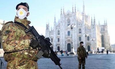 Italy xác nhận 11 ca tử vong vì Covid-19, có trường hợp trẻ em đầu tiên nhiễm bệnh