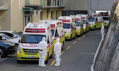 Tình hình dịch Covid-19 tại Hàn Quốc: Thêm 115 ca, nâng tổng số lên 1.261 người