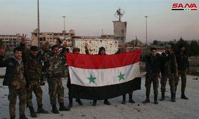 Tin tức quân sự mới nóng nhất ngày 26/2: Syria bắn rơi máy bay không người lái của Thổ Nhĩ Kỳ