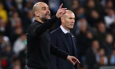 Dư âm trận Man City 2-1 Real: Ý tưởng quái đản của một thiên tài