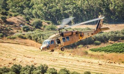 Trực thăng không quân Israel tấn công các trạm kiểm soát của quân đội Syria