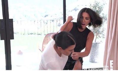Chị em nhà Kim Kardashian